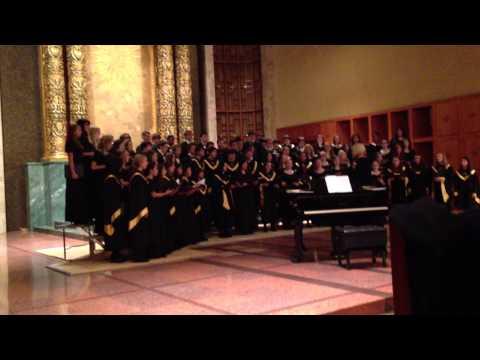 Inglemoor High School Choir Recital 12-6-2012.MOV