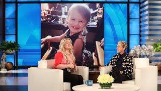 Kelly Clarkson on Her Bossy Kids