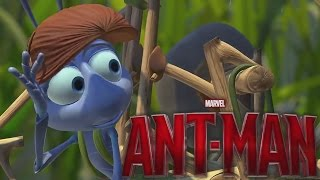 Ant-Man & A Bug's Life (Movie Mashup Trailer)