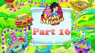 Cake Mania - Gameplay Part 16 (Aug to Sep) Circus