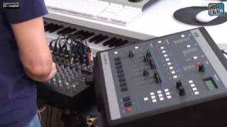 Hausbesuch bei Non Eric- Emu Sp 1200, Korg MS 20,MPC