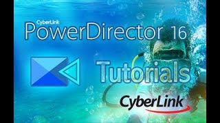 CyberLink PowerDirector 16 - Full Tutorial for Beginners [COMPLETE] - 15 MINS