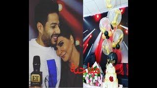 محمد حماقي يفاجئ  إليسا بعيد ميلادها في ذا فويس ويعلنان عن مفاجأة جديدة _ the voice