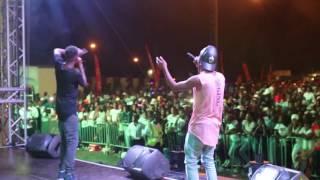 TLT & Kwesta Mmimo Live Performance in Phalaborwa - 03/12/16