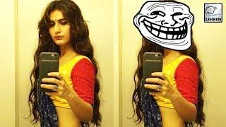 Fatima Sana Shaikh Gets TROLLED For Shameless Selfie | LehrenTV