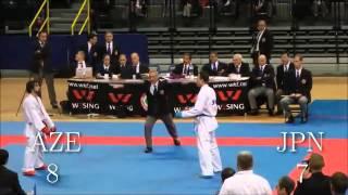 Rafael Aghayev V S  Ko Matsuhisa HIGHLIGHT REEL   YouTube