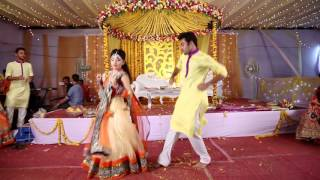 Calling Bell Bangladeshi Wedding Dance Performance