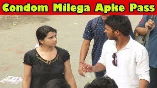 Condom Milega Apke Pass | Comment Trolling 14 | Prank In India 2017