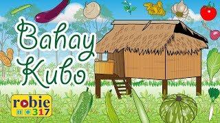 Bahay Kubo Animated | Awiting Pambata | Tagalog Nursery Rhymes
