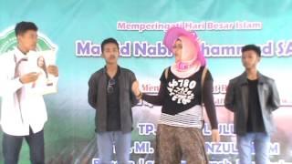 Drama Komedi Malin Kandang, SMP KANZUL ULUM 2015