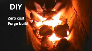 DIY Build a forge for FREE