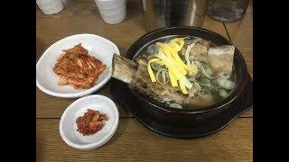 Proses pembuatan kimchi makanan khas orang korea