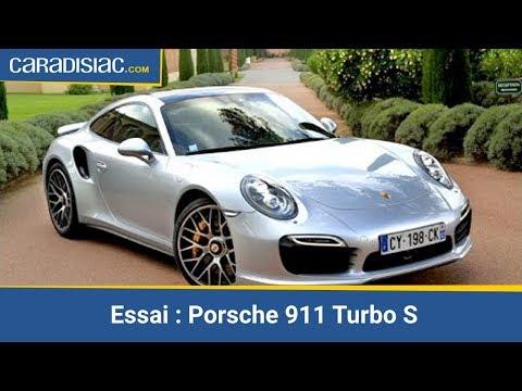 Essai Porsche 911 Turbo S la bête domestiquée