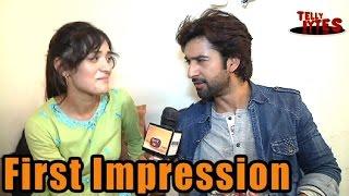 First Impression of the leads of Kya Qusoor Hai Amla Ka