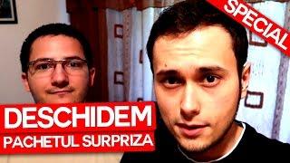 VLOG! Deschidem pachetul surpriza cu Mihai! (Special)