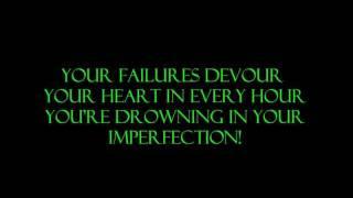 Skillet- Imperfection Lyrics (HD)