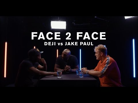 Xxx Mp4 Deji Vs Jake Paul FACE 2 FACE 3gp Sex