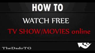 How To Watch Free TV Show Movies Online Using XBMC HD 2017