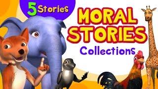 5 Short Stories for Kids with moral | Infobells