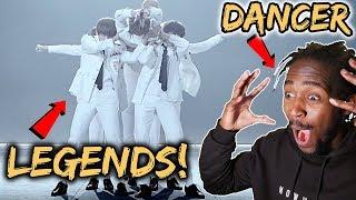 DANCER REACTS TO Bts Intro Performance Trailer | BTS(방탄소년단) 가요대제전 Intro performance Trailer REACTION