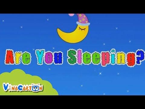 Những Bài Hát Tiếng Anh Bé Yêu Thích - Are You Slepping   Nhạc Thiếu Nhi Tiếng Anh Vui Nhộn