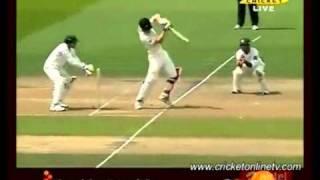Day 1 Highlights Pakistan vs New Zealand 1st Test 2011 PART 3 HD