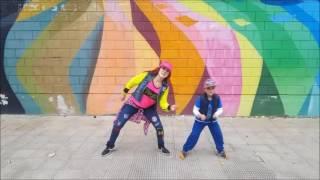CAN'T STOP THE FEELING/Justin Timberlake-ZUMBA KIDS con Itziar Valls
