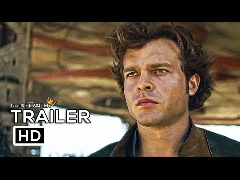 Xxx Mp4 SOLO A STAR WARS STORY Official Trailer 2 2018 Han Solo Movie HD 3gp Sex