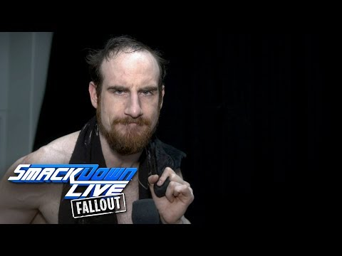 Xxx Mp4 Aiden English Wants His Loss Voided From The Record Books SmackDown LIVE Fallout Jan 2 2018 3gp Sex