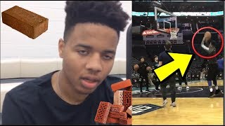 Markelle Fultz Shooting Form Looks GOOD AGAIN? - (NORMAL SHOOTING FORM NOW?!)