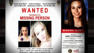 Missing; Where is Corinna Slusser? And Girls Gone Update: Ebby Found