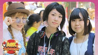 ENVY!? WHAT JAPANESE GIRLS ENVY ABOUT FOREIGN BOYS