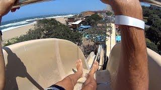 Big Tower Slide at Splash Waterworld