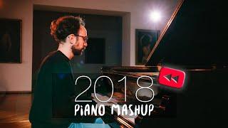 2018 PIANO MASHUP - Top Hits In A 5 Minutes Medley | Costantino Carrara