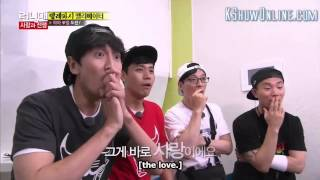 [ENGSUB] Haha and Byul pick the same floor | Running Man 251