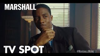 """MARSHALL - """"Thurgood & Sam"""" - In Theaters October 13"""