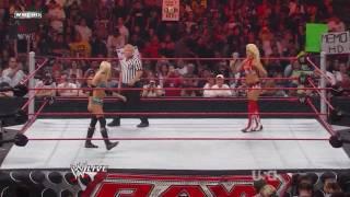 Kelly Kelly vs Maryse Divas Championship