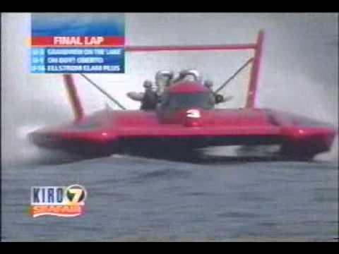 U3 Cooper Racing Piston Powered Unlimited Hydroplane 2009