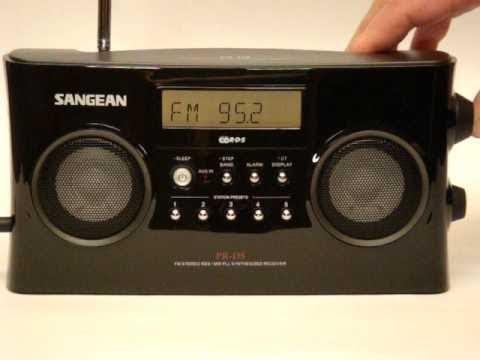 Sangean PR-D5 VS. Grundig S450DLX
