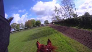 Richard Hughes Head Cam On The Gallops