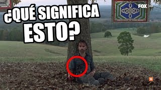 ¿QUÉ SIGNIFICA LA ESCENA FINAL? RICK EXPLICADO - The Walking Dead Temporada 8 Capítulo 10