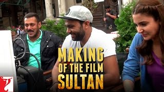 Making Of The Full Film - Sultan | Salman Khan | Anushka Sharma