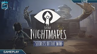 Little Nightmares - Secrets of the Maw DLC!