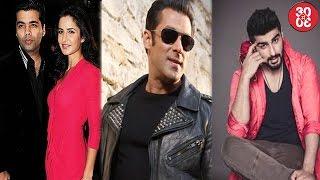 Karan Johar To Do A Film With Salman-Katrina | Arjun Disappointed With Half Girlfriends Response