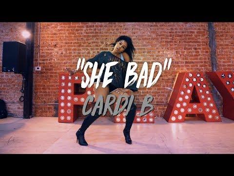 Xxx Mp4 Cardi B She Bad Nicole Kirkland Choreography 3gp Sex