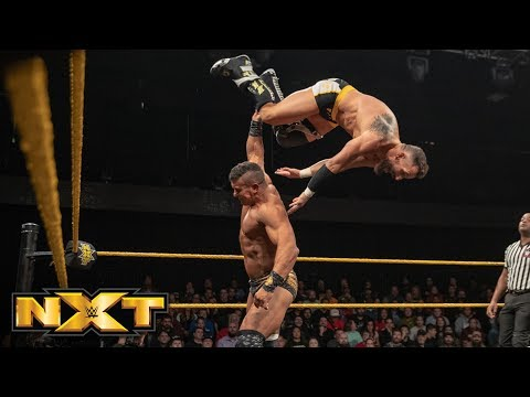 Xxx Mp4 EC3 Vs Bobby Fish WWE NXT Dec 10 2018 3gp Sex