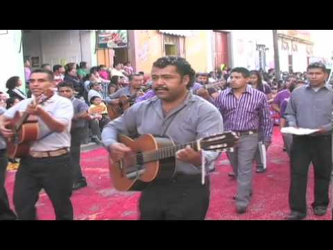 PARTE 2. DESFILE GUADALUPANO 2009. J. ROSAS GTO. MEX. BY CHEKO S FILM.