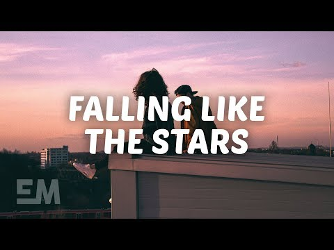 James Arthur Falling Like The Stars Lyrics
