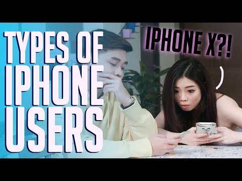 Xxx Mp4 9 Types Of Singaporean IPhone Users IPHONE X 3gp Sex