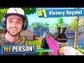 FIRST PERSON In Fortnite Battle Royale PREVIEW mp3
